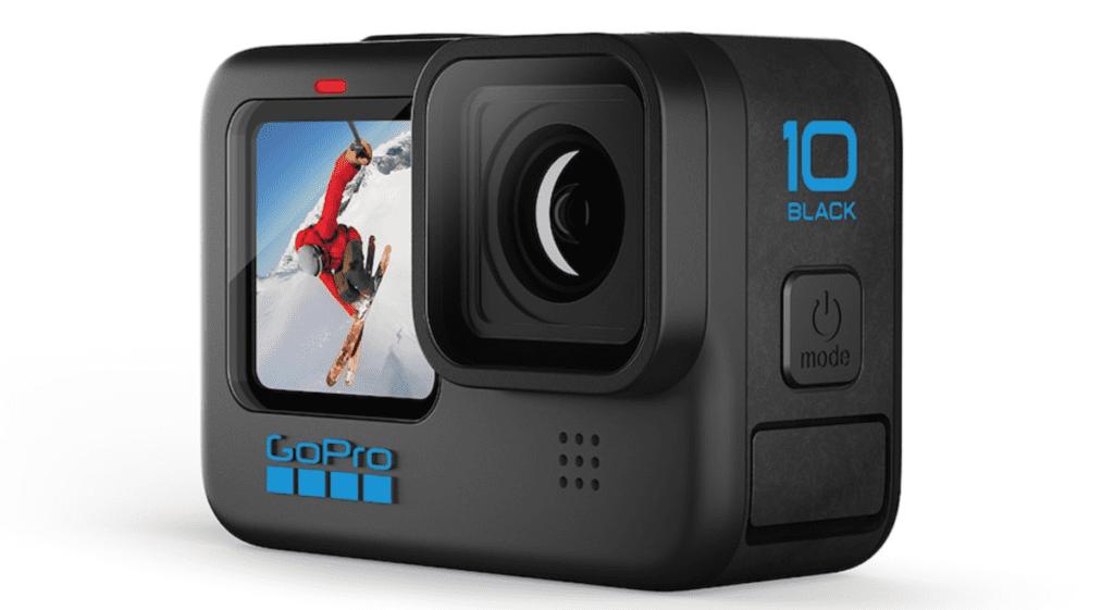 Wynajem GoPro Hero 10